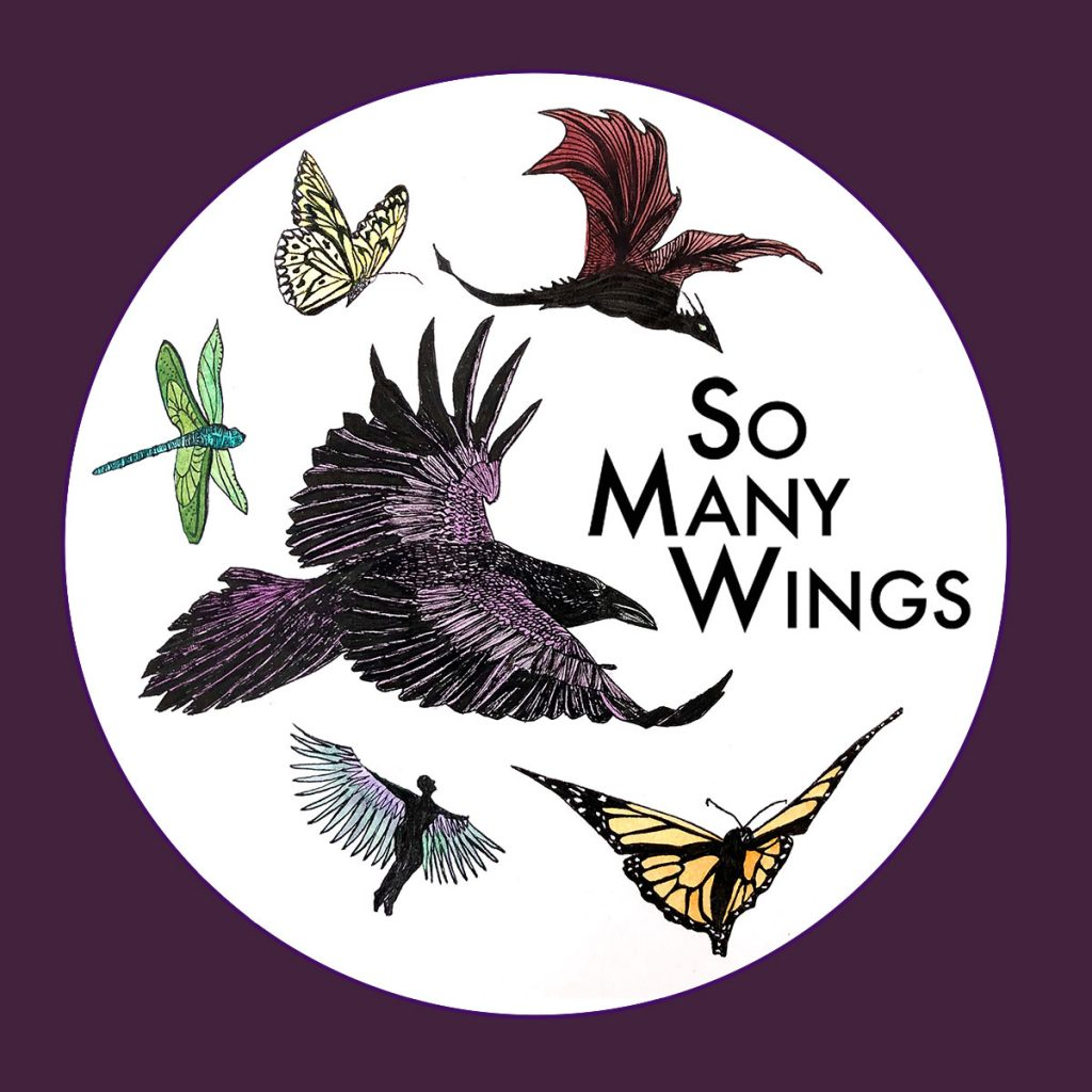 So Many Wings Podcast Logo