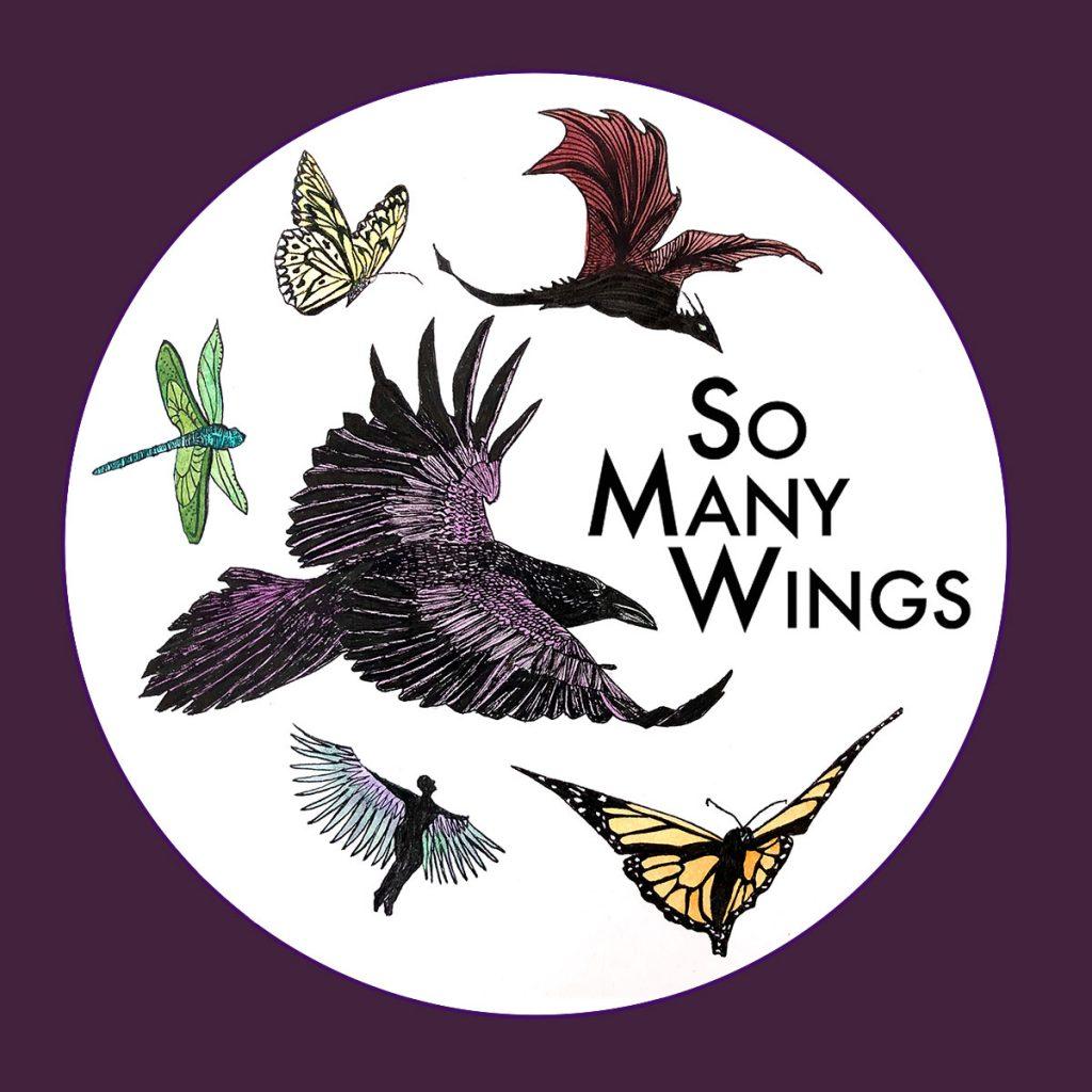 So Many Wings Podcast Logo